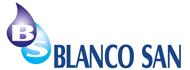Blanco San logotipo